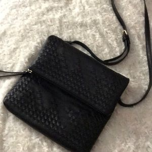 Clark's NWOT Black Crossbody Handbag
